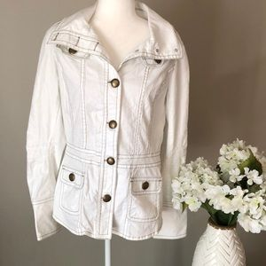 🌷 BB Dakota military jacket